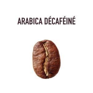 Arabica décaféiné